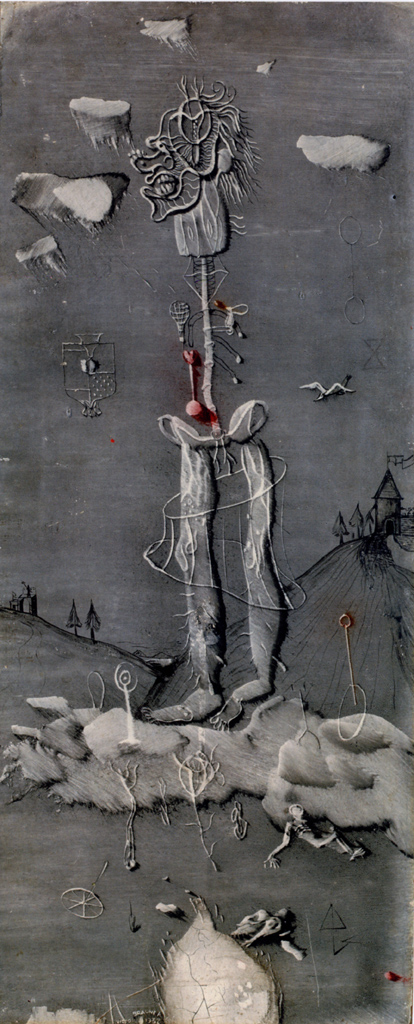 Brauner le deserteur 1932 64 x 26 5 cm