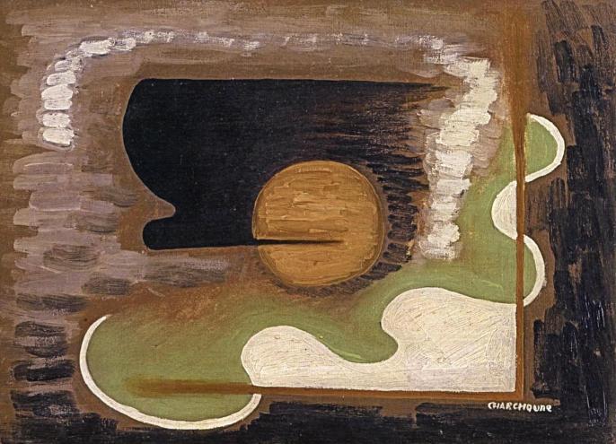 Charchoune, Nature morte, 1928