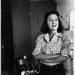 Dorothea tanning photo