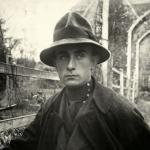Lajos kassak in vienna ca 1922