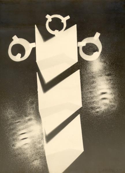 Man ray, Rayograph, 1924