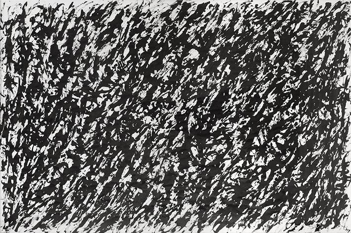 Michaux sans titre 1975 98x147cm