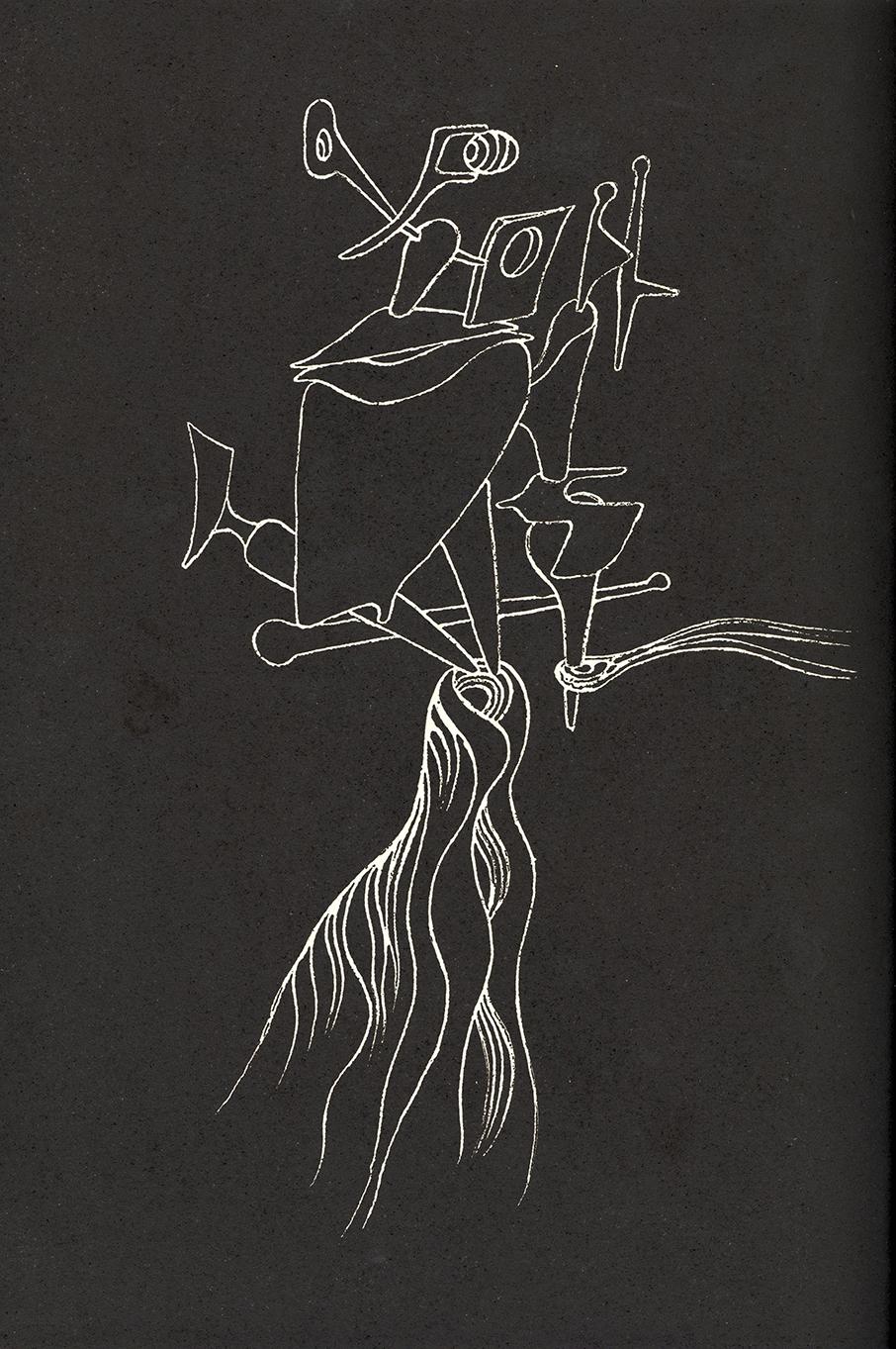 Tanguy sans titre 1940 45 28 4x21 6 cm 1