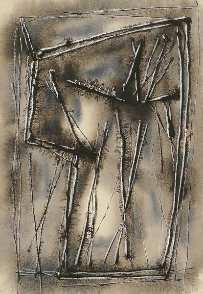 Ubac, Sans titre, 1946