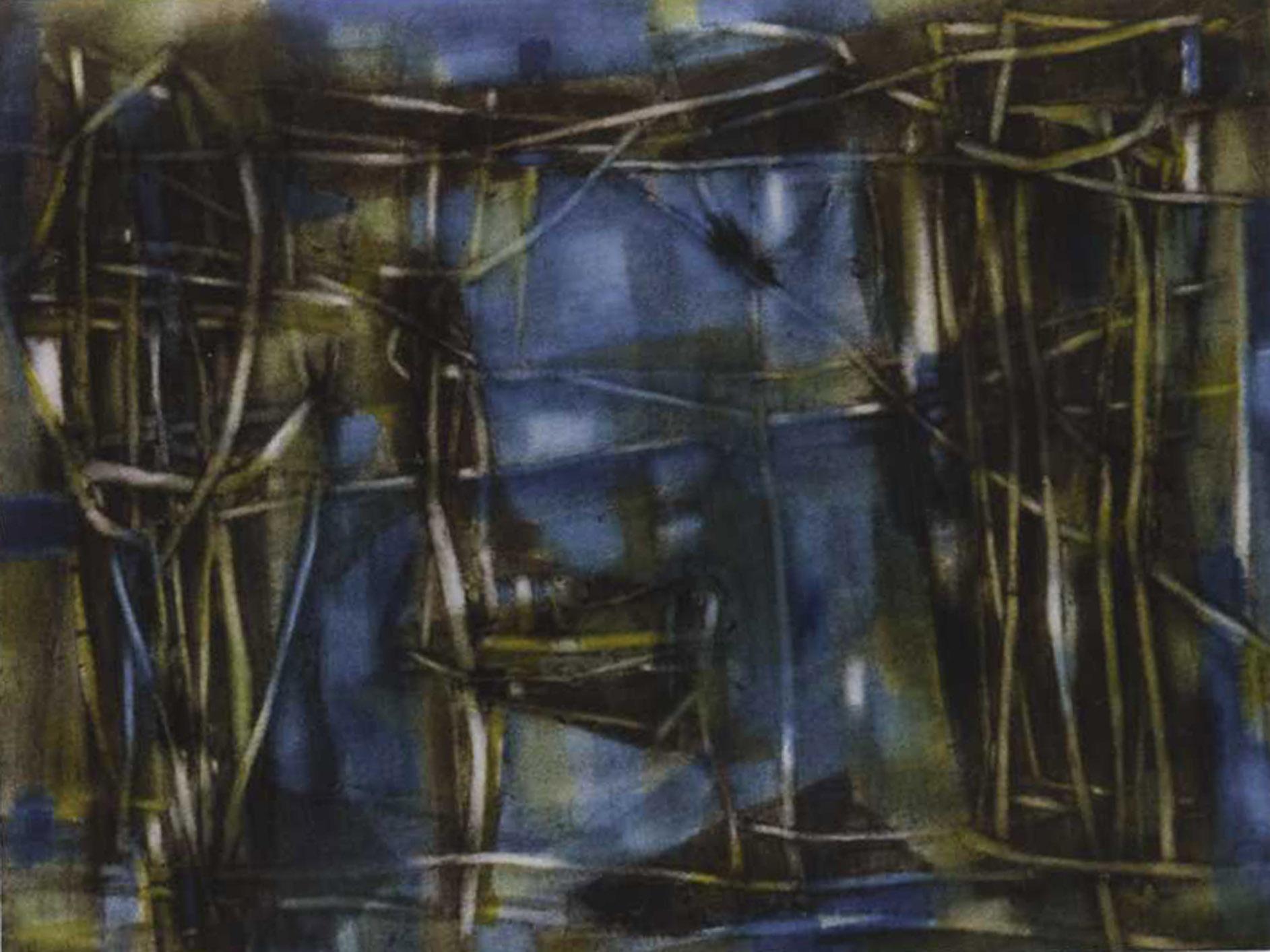 Ubac sous bois 1948